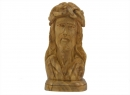 #30002 Olive Wood Head Of Jesus