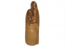 #20006 Olive Wood Modern Holy Family