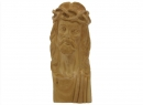 #30001 Olive Wood Head Of Jesus