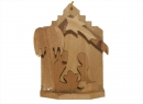 #10020 Olive Wood Tiny Grotto