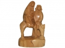 #20007 Olive Wood Modern Flight To Eygpt