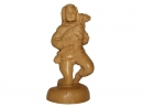 #30024 Olive Wood Kneeling Shephered