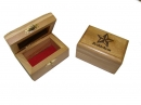 #85007 Olive Wood Rectangular Box