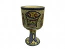 #CP1013 The Two Fishes And The Five Breads Cearmic Chalice
