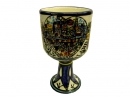 #CP1011 The Holy Land Ceramic Chalice